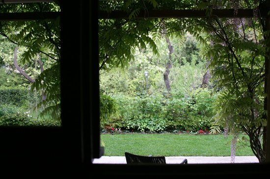 Villa Magnolia Relais : View from room