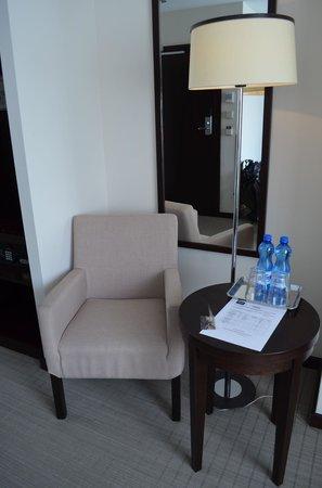 Europeum Hotel: Water for free