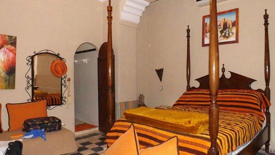 La Chambre Marron Picture Of Riad El Aissi Taroudant Tripadvisor