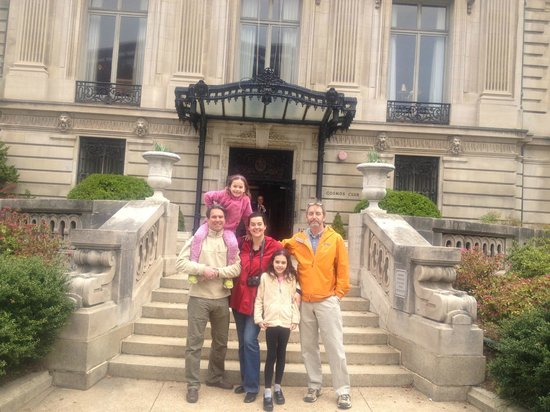 DC Insider Tours: The Cosmos Club