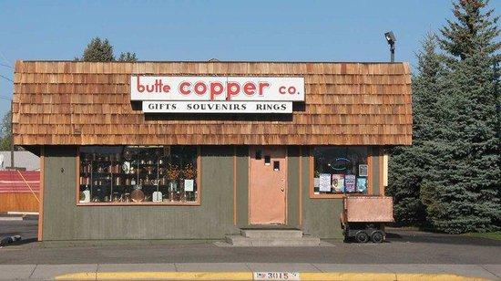 Hampton Inn Butte: Butte Copper Company