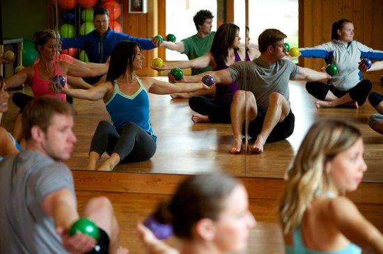 Studio 48 Pilates and Fitness: Matwork