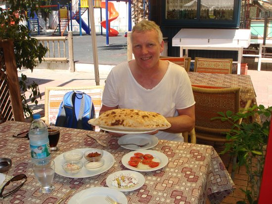 Kasim Restaurant: delicious food!