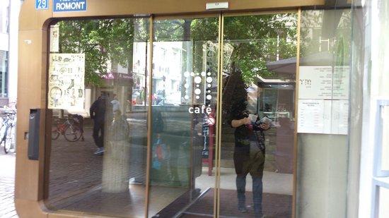 TM Cafe Talkwine : l'entrée