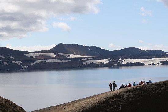 Reykjahlid, Исландия: Askja Lake