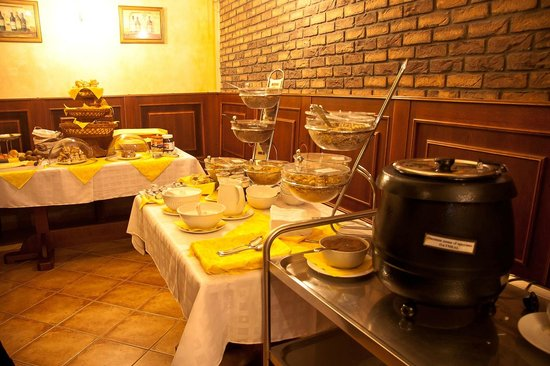 Hotel Dar: Завтраки, овсянка