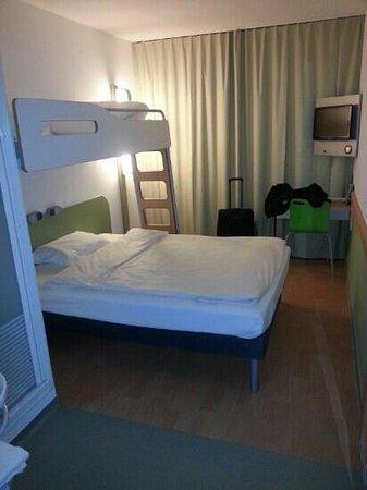 ibis budget Aachen City: Zimmer