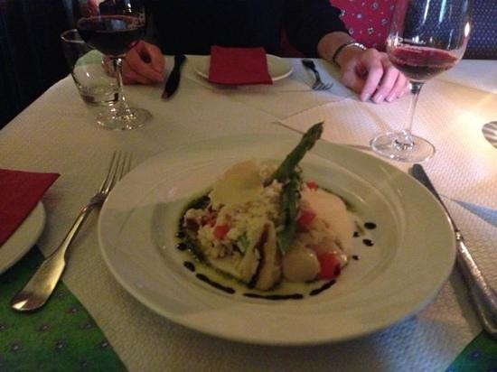 La Provence Spargel Risotto mit Tomaten