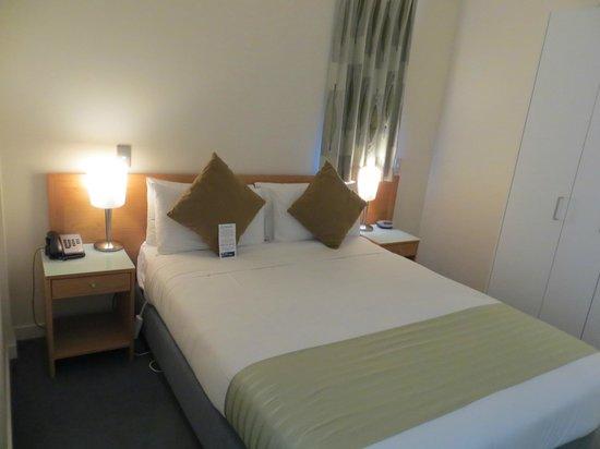 โรงแรมสตราทฟอร์ด ออน วิลลิส อพาร์ทเมนท์: bedroom