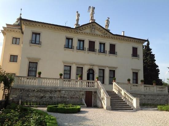 Villa Valmarana ai Nani: Inserisci didascalia