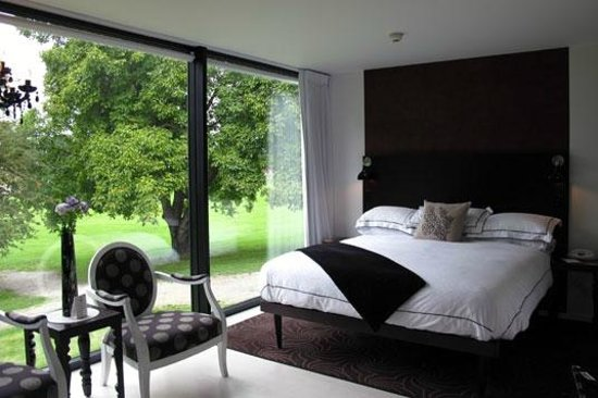 Queenstown Park Boutique Hotel: Park view deluxe