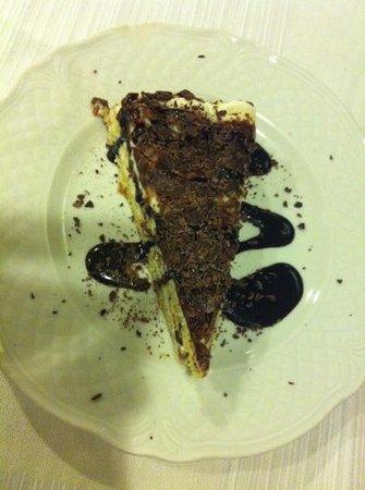 Amici Miei: torta con ricotta