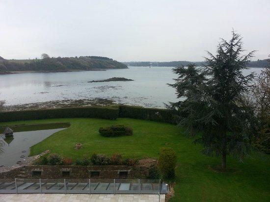 La Villa Côté Mer : Vue de notre chambre