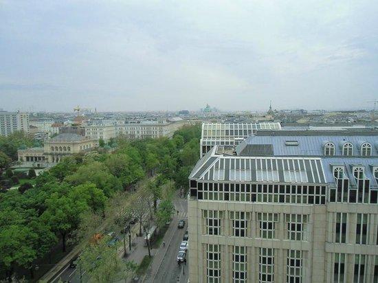 Hotel Am Parkring: Blick zum Stadtpark