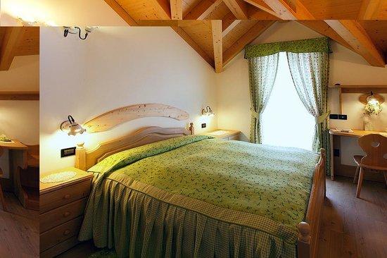 Bed and Breakfast Casa dei Ricci: Camera Verde