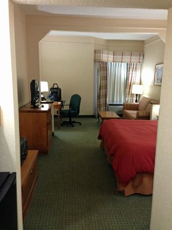 Country Inn & Suites By Carlson, Florence: room overview 3