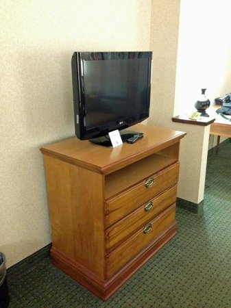Country Inn & Suites by Radisson, Florence, SC: tv