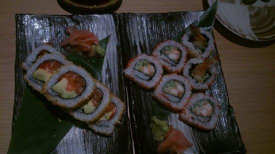 Goto Japanese Restaurant: sushi