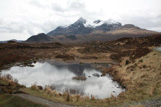 Tingle Creek Hotel: Cuillins of Skye