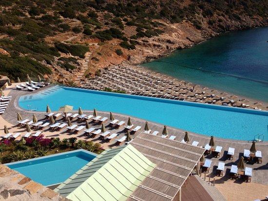 Daios Cove Luxury Resort & Villas: Sails cove