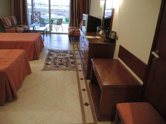 Imperial Shams Abu Soma Resort: Blick ins Zimmer