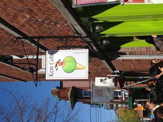 Photo of Restaurant Kem Coba at 60 Fairmount Quest, Montreal H2T 2M2, Canada
