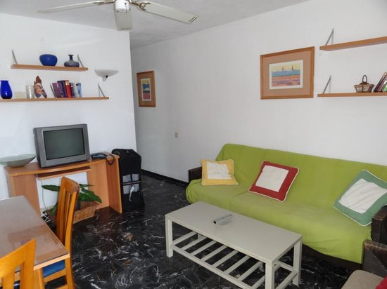 Oasis Maspalomas: Lounge Area