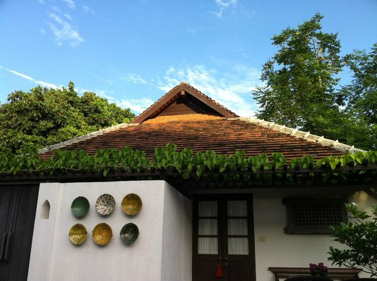 Tamarind Village: Our little casita