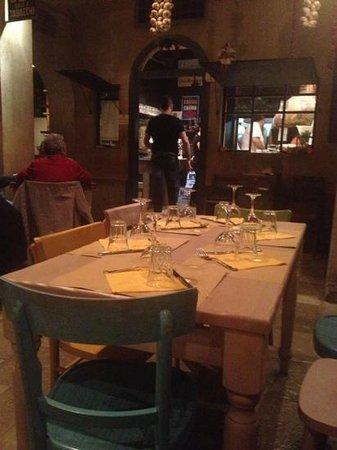 Il Vico del Carmine : Family at work for good food