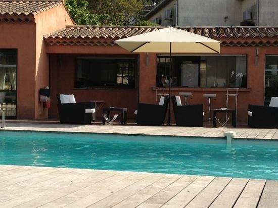 Hotel Les Capucines: lounch