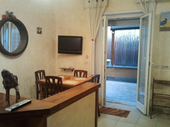 Amaryllis House Casa Vacanze: Salone