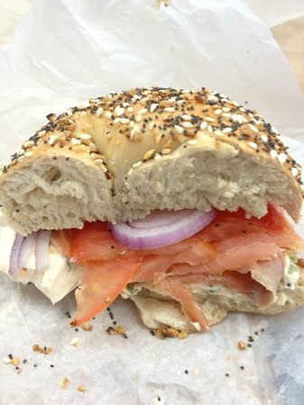 Cape Cod Bagel Co