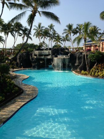 Hilton Waikoloa Village: pool