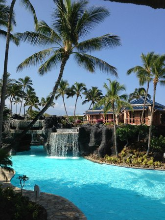 Hilton Waikoloa Village: beautiful pool