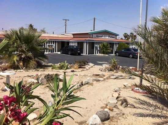 Motel 29 Palms: Motel