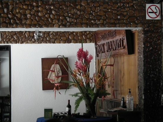 Hotel Nututun Palenque: ingresso ristorante