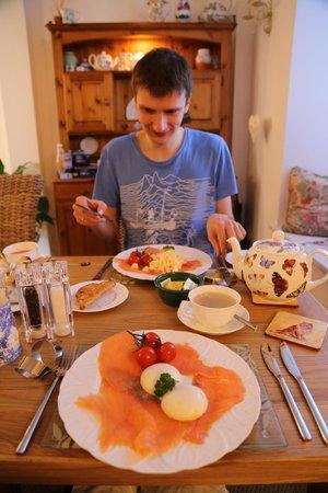 Villamorva: Breakfast - part 2