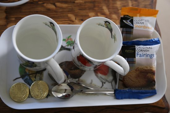 Villamorva: Two cup of tea