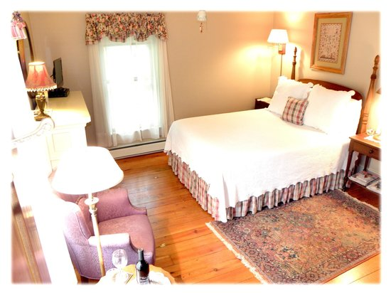 Beechwood Manor Inn & Cottage: Ethel's Room