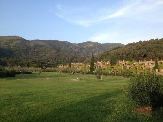 Hotel & Resort Sant'Anna del Volterraio: Il panorama