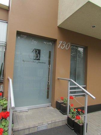 3B Barranco's - Chic and Basic - B&B: front door of 3B