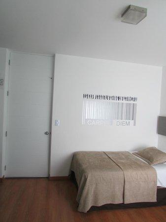 3بي بارانكوز تشيك آند باسيك بي آند بي: wall in room 206