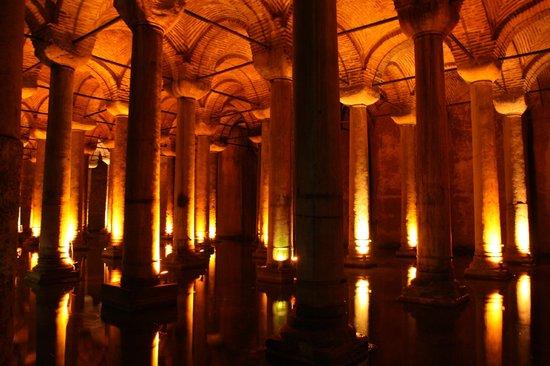 Misafir Suites 8 Istanbul: Istanbul, Basilica Cistern