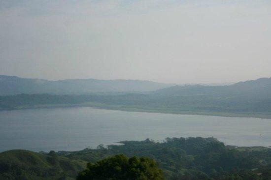 Hotel Castillo del Arenal: Vistas del Lago arenal desde El Castillo