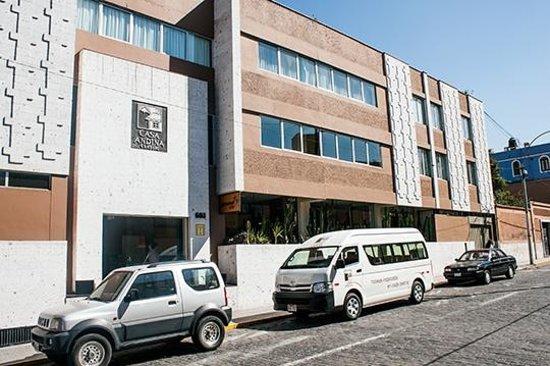 Foto de casa andina standard arequipa arequipa front of for Casa andina classic arequipa
