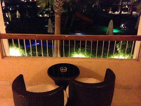 Coral Sea Aqua Club Resort: balcony view