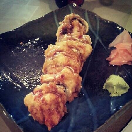 Benja Thai & Sushi : Las Vegas roll