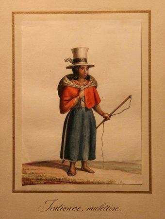 Pumapungo Museum and Arqueological Park - MCYP: Oorspronkelijke bevolking