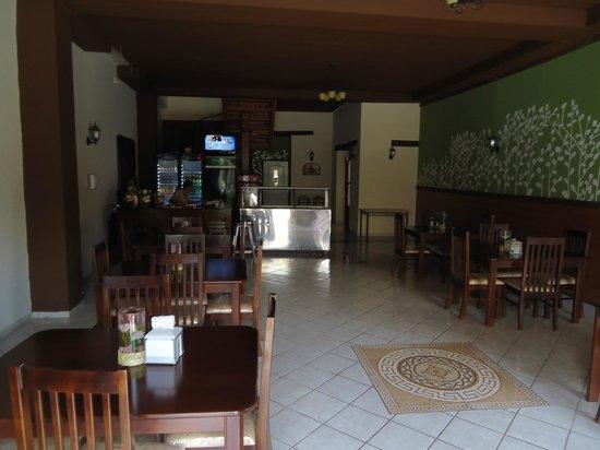 Hotel Antigua Comayagua: Restaurante