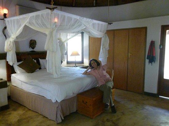 Serondella Game Lodge: room